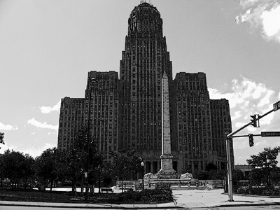 Buffalo, NY - Buffalo City Hall – 1931 – John J. Wade & George J. Dietel